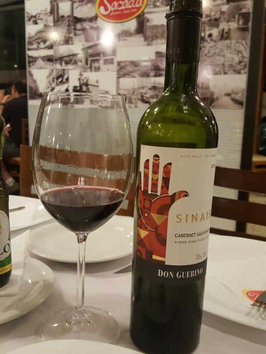 Sinais Vinho