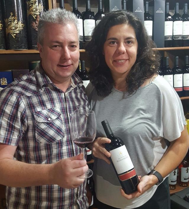 Rodrigo Sitta e Marisa Cavadas