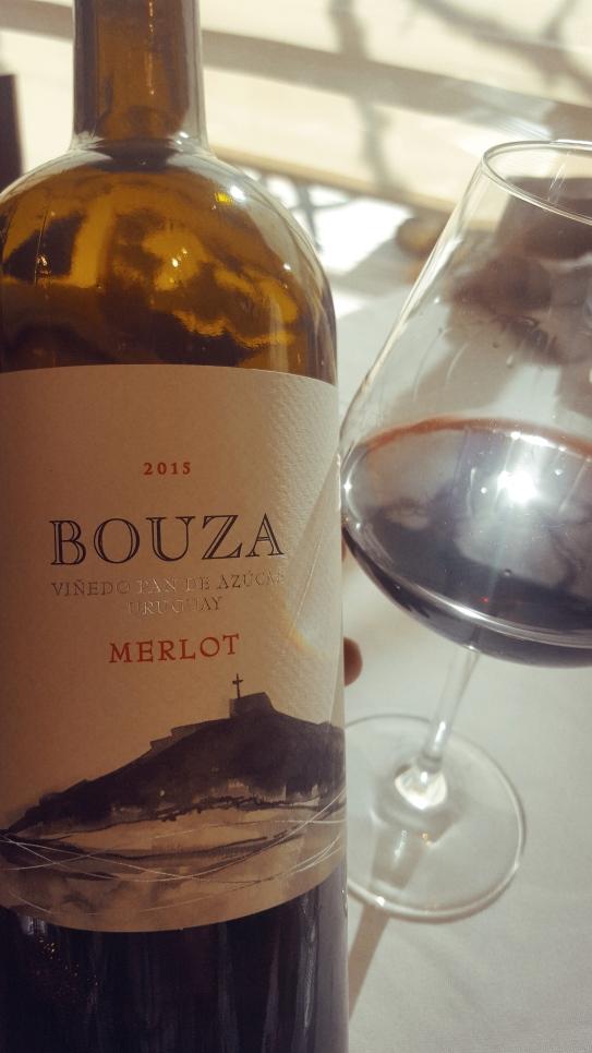 Bouza Merlot