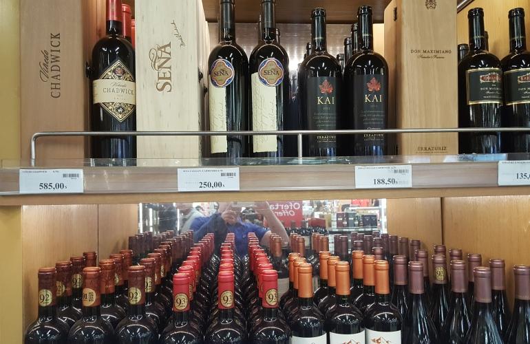 Vale o custo x beneficio dos vinhos com pontuação mais alta?