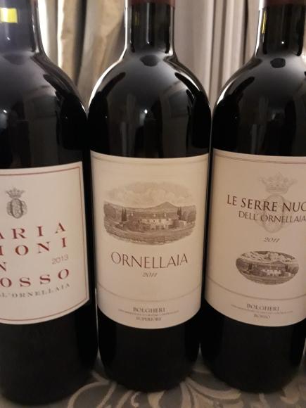 Vinhos Ornellaia