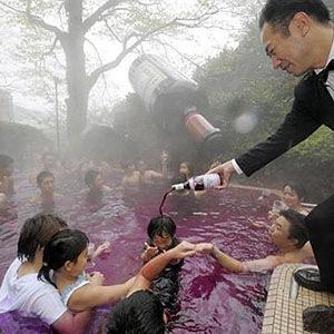 Banho de Vinho