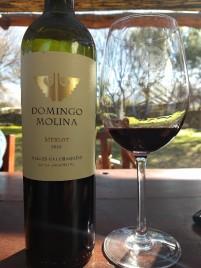 Domingo Molina Merlot