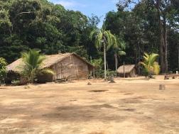Aldeia Cipiá em Manaus