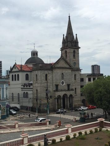 Igreja São Sebastião em Manaus