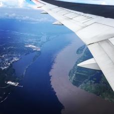 Encontro das águas Manaus