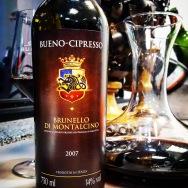 Bueno Cipresso 2007