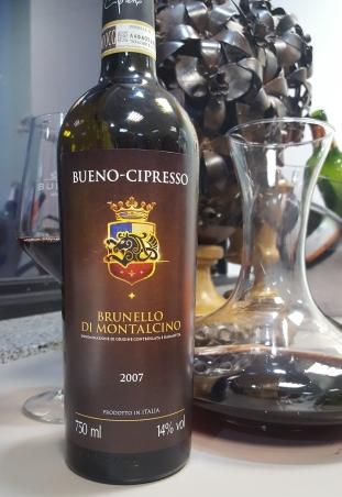 Bueno-Cipresso Brunello di Montalcino