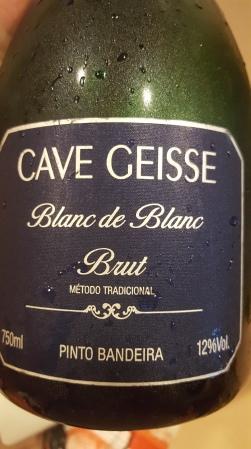 Cave Geisse Blanc de Blanc