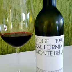 Ridge Monte Bello 1999