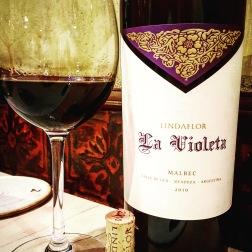 La Violeta 2010