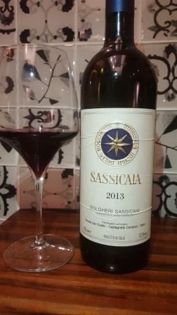 Sassicaia 2013