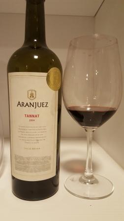 Aranjuez Tannat 2014