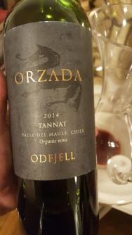 Orzada Tannat 2014