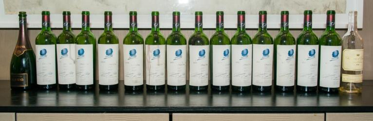 Vertical de Opus One