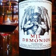 Mil Demonios 2014