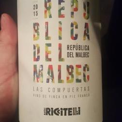 República del Malbec 2015