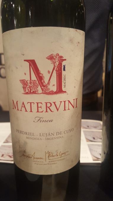 Matervini Finca 2016