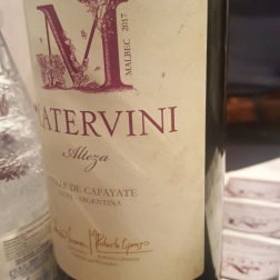 Matervini Alteza 2017