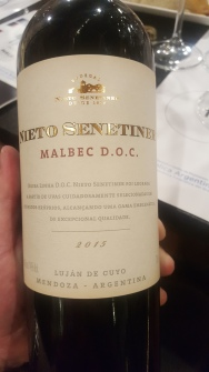 Malbec DOC Nieto Senetiner