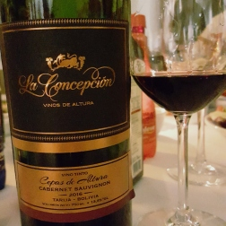 La Concepcion Cabernet Sauvignon