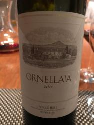 Ornellaia 2011