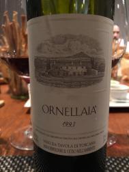 Ornellaia 1993