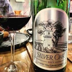 Silver Oak 2012