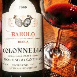 Barolo Colennello 2009