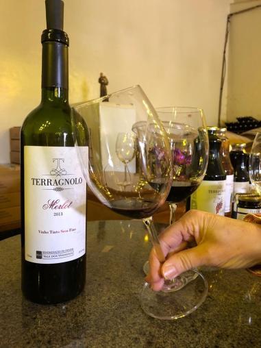 Vinho Merlot Terragnolo