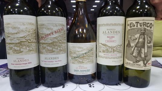 Vinhos Bodega Alandes