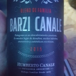 Barzi Canale 2015