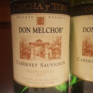 Don Melchor 1987