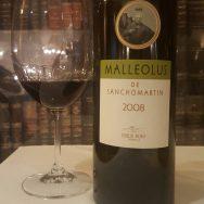 Malleolus de Sanchomartin 2008