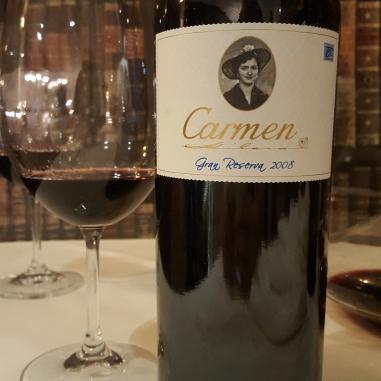 Carmen Gran Reserva 2008