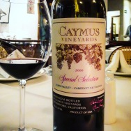 Caymus 2000