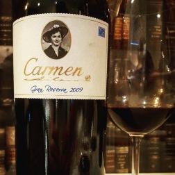 Carmen Gran Reserva 2009
