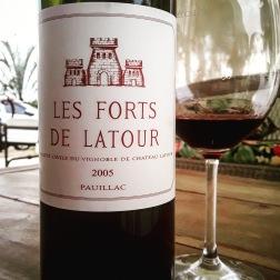 Le Forts de Latour 2005