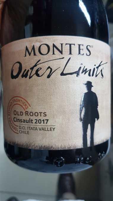 Outer Limits Cinsault 2017