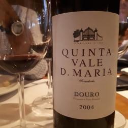 Quinta Vale D. Maria 2004