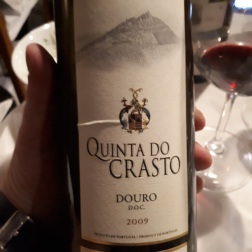 Quinta do Crasto Old Vines 2009