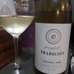 Tradiccion Chardonnay 2018