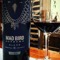 Mad Bird Supremo 2014