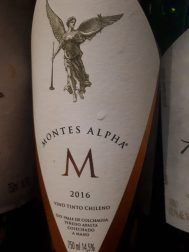 Montes Alpha M 2016