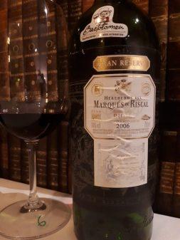 Marques de Riscal Gran Reserva 2006