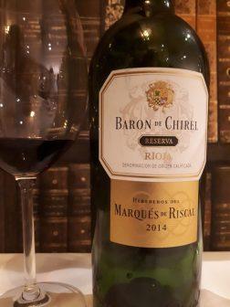 Baron de Chirel 2014