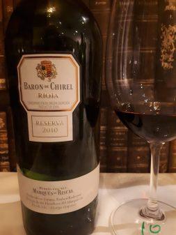 Baron de Chirel 2010