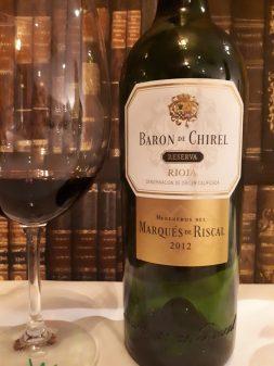 Baron de Chirel 2012