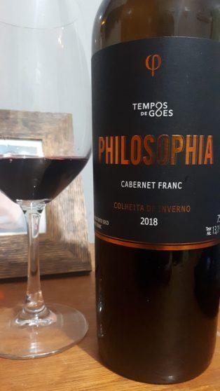 Philosophia Cabernet Franc 2018