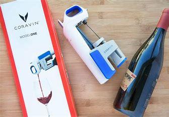 Coravin e vinho F3